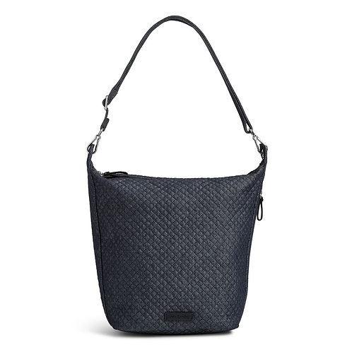Carson Hobo Bag Denim Navy