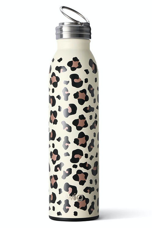 Swig Luxy Leopard Bottle (20oz)