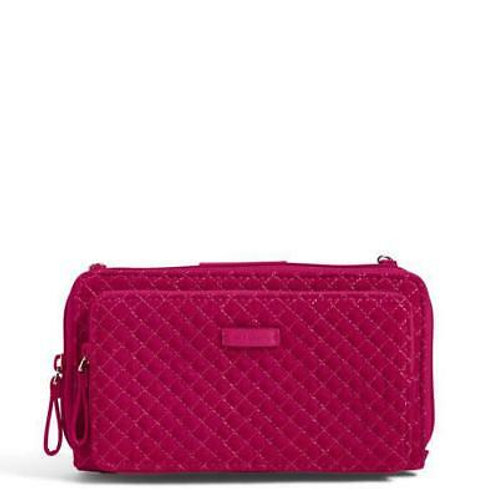 Iconic Deluxe All Together Crossbody Passion Pink