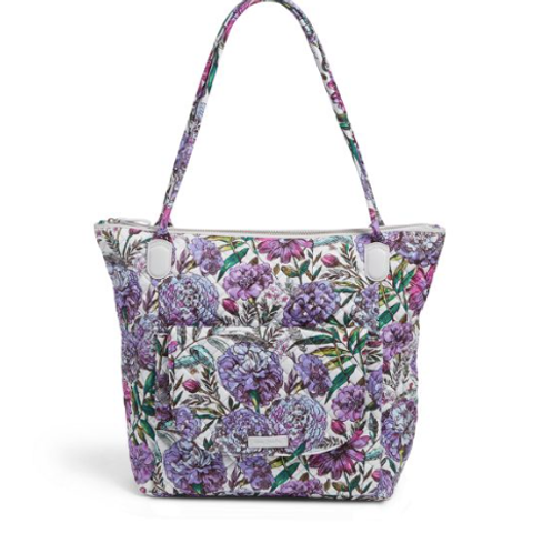 Carson North South Tote Lavender Meadow