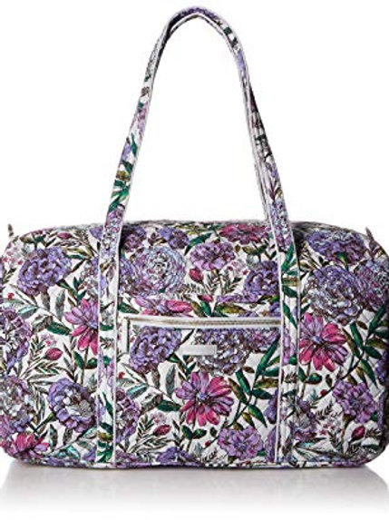 Iconic Large Travel Duffel Lavender Meadow