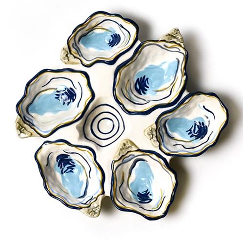 Oyster Half Dozen Platter