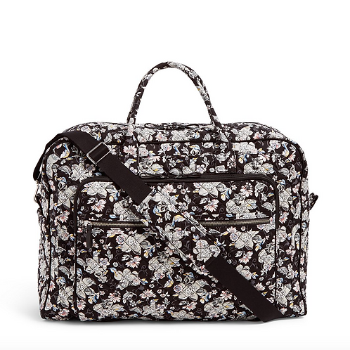 Vera Bradley Grand Weekender Travel Bag - Holland Garden