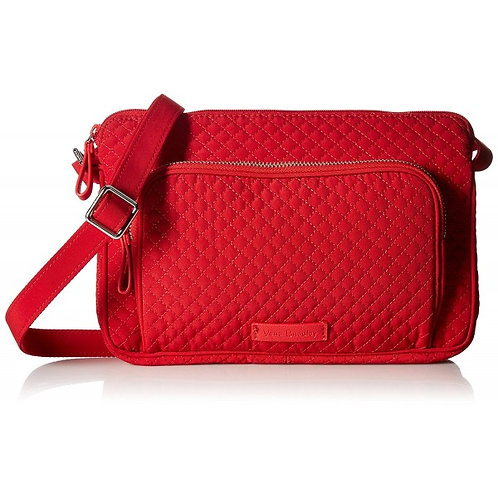 Iconic RFID Little Hipster Cardinal Red