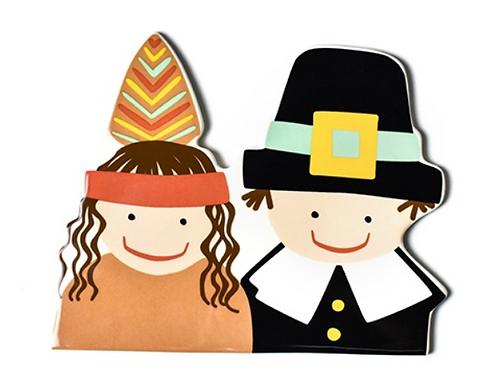 Coton Colors Pilgrim and Indian Big Attachment