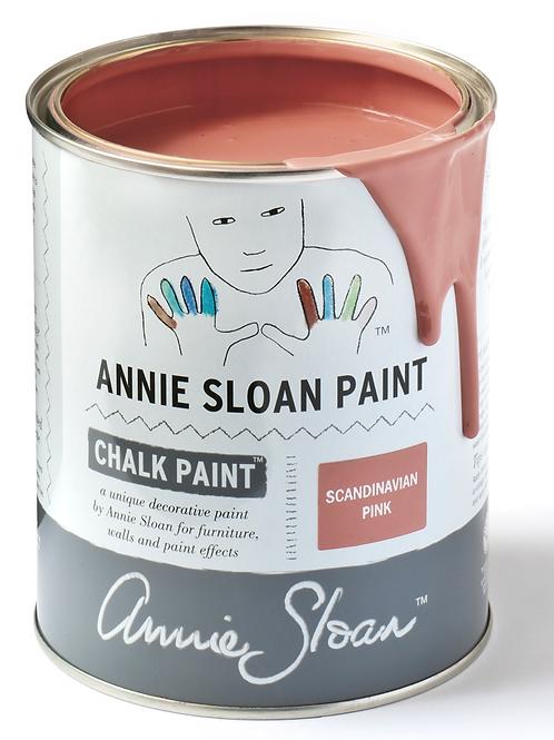 Annie Sloan Chalk Paint®- Scandinavian Pink