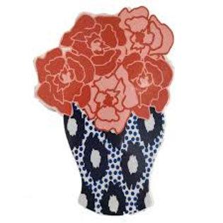 Coton Colors Blue Vase Mini Attachment