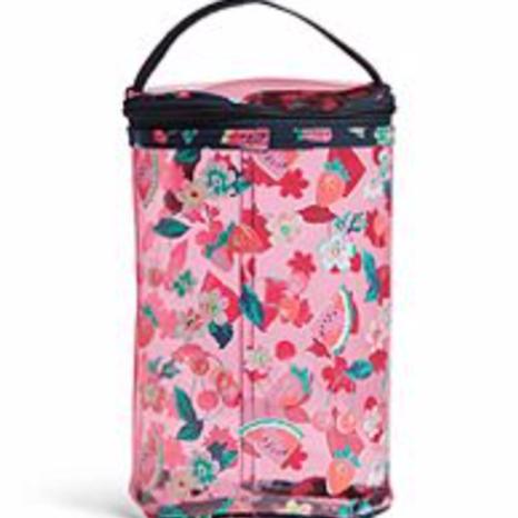 Vera Bradley Lotion Bag - Rosy Garden Picnic