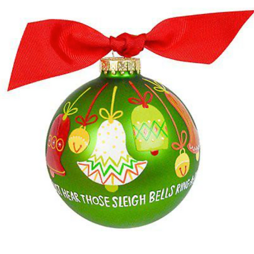 Sleigh Bells Ring A Ling Ornament