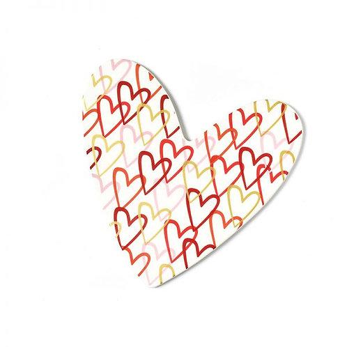 Coton Colors Limited Edition Mini Heart Attachment