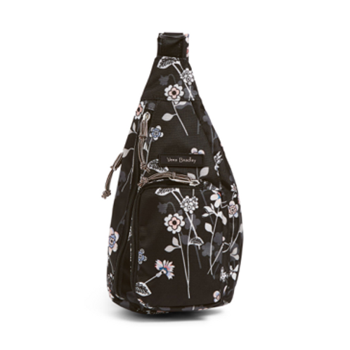 Vera Bradley Lighten Up Mini Sling Backpack - Holland Bouquet