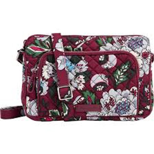 Iconic RFID Little Hipster Bordeaux Blooms