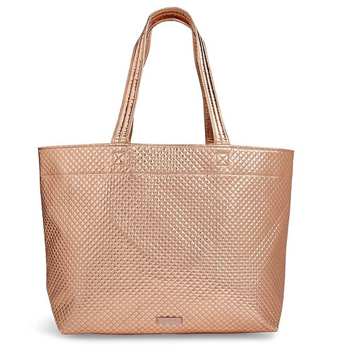 Iconic Grand Tote Rose Gold Shimmer
