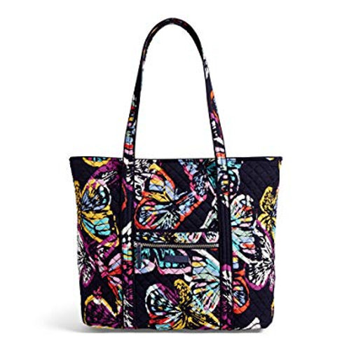 Iconic Vera Tote Butterfly Flutter