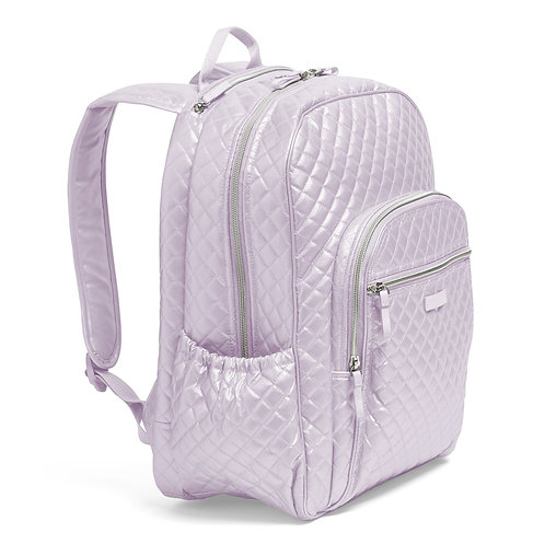 Iconic Campus Backpack Lavender Pearl