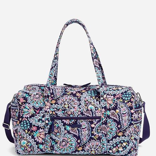 Medium Travel Duffel Bag French Paisley