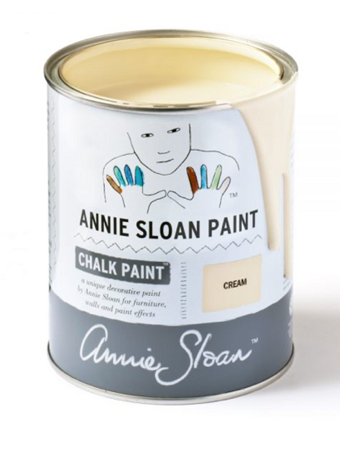 Annie Sloan Chalk Paint®- Cream