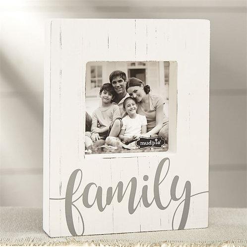 Family Block Frame