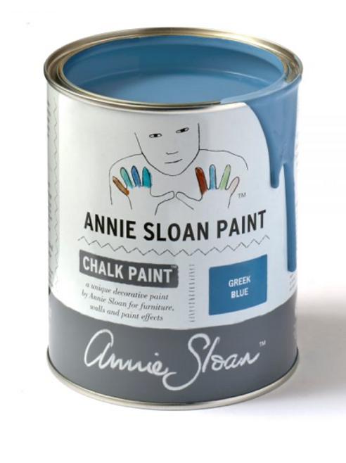 Annie Sloan Chalk Paint®- Greek Blue