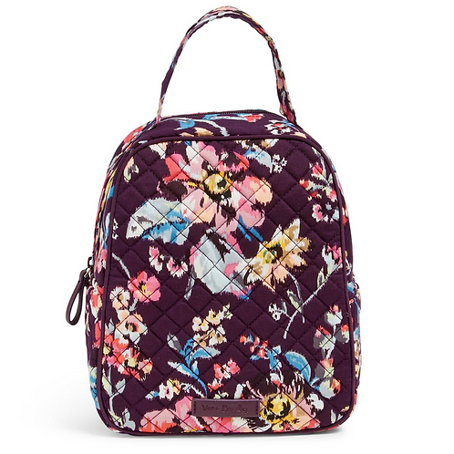 Vera Bradley Iconic Lunch Bunch - Indiana Rose
