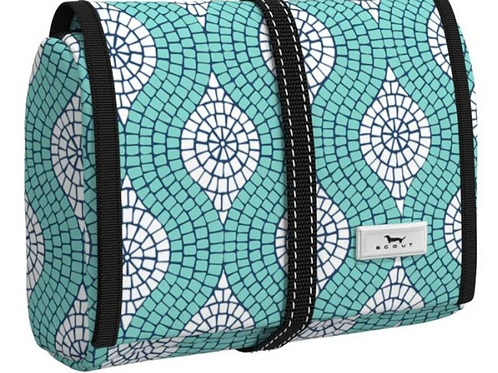 Scout Beauty Burrito Hanging Toiletry Bag - Mosaic Ain't So