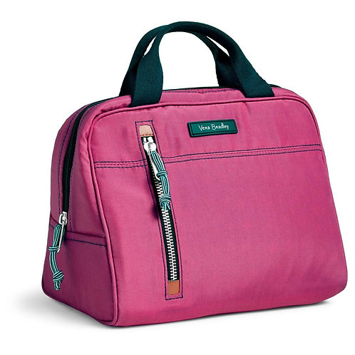 Lighten Up Lunch Cooler Bright Orchid