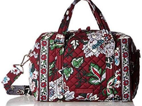 Iconic 100 Handbag Bordeaux Blooms