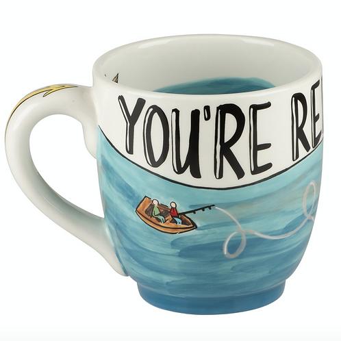 You're Reel Great Mug