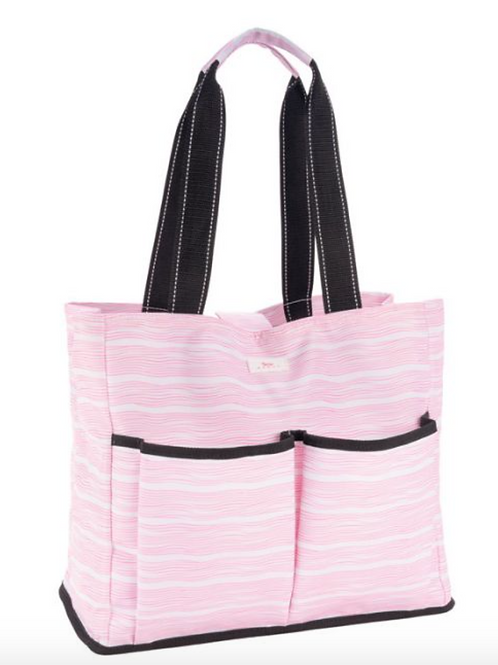 The Mother Load DIAPER BAG- Wavy Love