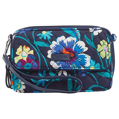 Iconic RFID All in One Crossbody Moonlight Garden