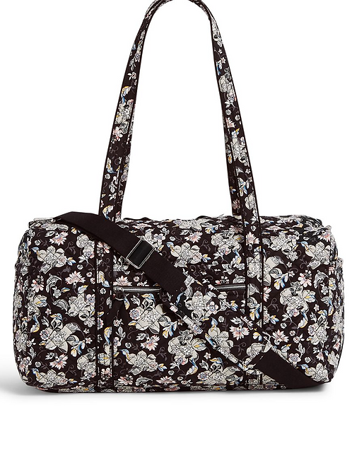 Vera Bradley Medium Travel Duffel - Holland Garden