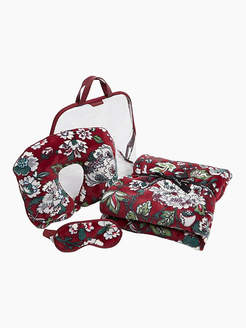 Travel Gift Set Bordeaux Blooms