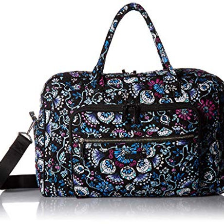 Iconic Weekender Travel Bag Bramble