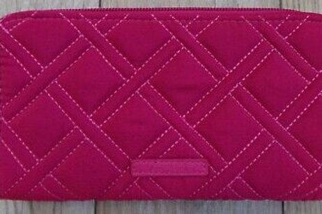 RFID Georgia Wallet Passion Pink