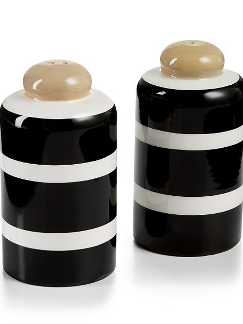 Coton Colors Blank Plank Column Salt and Pepper Shakers
