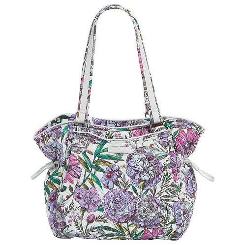 Iconic Glenna Satchel Lavender Meadow