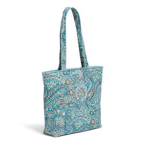 Iconic Tote Bag Daisy Dot Paisley