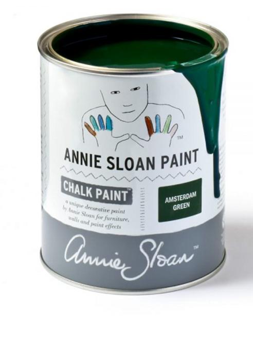Annie Sloan Chalk Paint®- Amsterdam Green