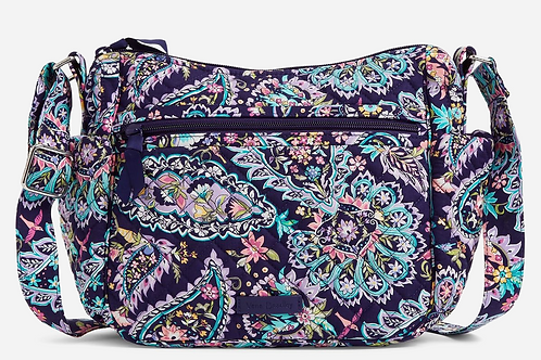 On the Go Crossbody French Paisley