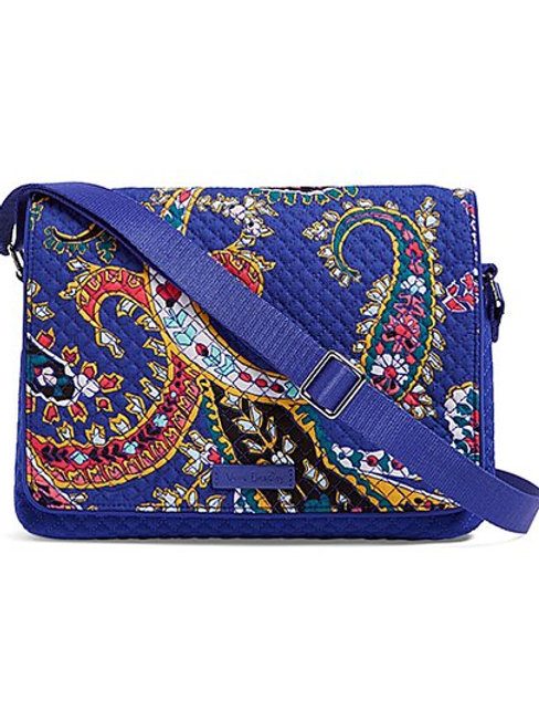 Iconic Turnabout Crossbody Romantic Paisley