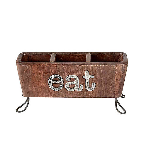 Eat Flatware Caddy