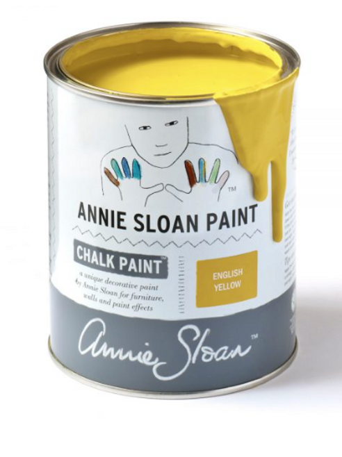 Annie Sloan Chalk Paint®- English Yellow