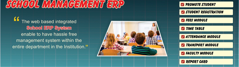 SCHOOL MANAGEMENT SYSTEM By DIGILIVE
