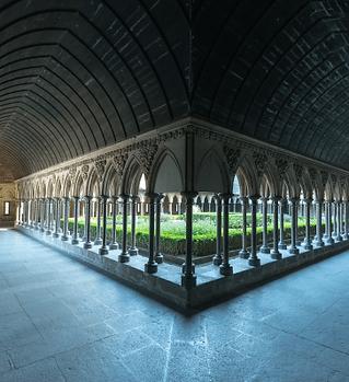 Visite guidée abbaye du Mont Saint-Michel