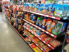 convenience store snacks