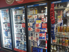 Beers at Patriots Travel Center