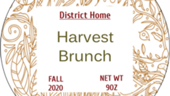 Harvest Brunch