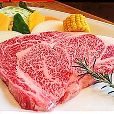 『梶岡牛』サーロインステーキ