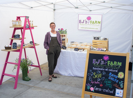 Vendor Spotlight: EJ's Farm