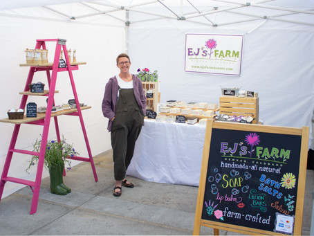 Vendor Spotlight: EJ's Farm